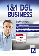 DSL Business Flyer